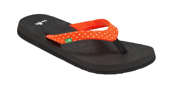 Sanük Yoga Meta Shoes Women Flame Dots